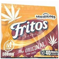 Fritos Medicated Chips 500 MG