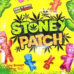Stoney Patch Gummies 500 mg...