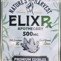 N.H. Premium Gummies 500Mg THC
